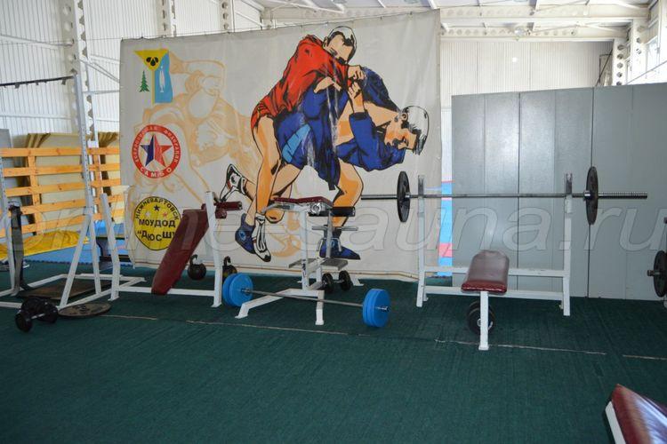 Олимпия, спортивно-оздоровительный комплекс
