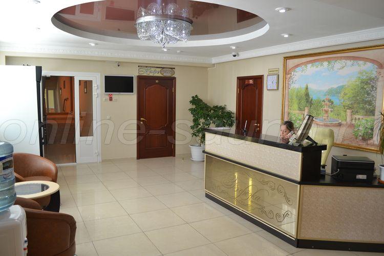 Берёзка, гостиничный комплекс